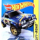 Hot Wheels - Subaru BRAT: HW Off-Road 2015 - HW Hot Trucks #123/250 *Blue*