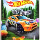 Hot Wheels - Tarmac Attack: Happy Easter Series #01/06 (2015) *Yellow / Walmart*