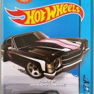 Hot Wheels - '71 El Camino: HW City 2015 - HW Performance #18/250 *Black*