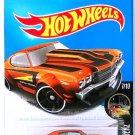 Hot Wheels - '70 Chevy Chevelle: Nightburnerz #7/10 - #212/365 (2017) *Brown*