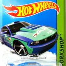 Hot Wheels - Custom '12 Ford Mustang: HW Workshop 2015 - HW Drift Race #240/250