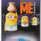 Hot Wheels - Jester: Despicable Me - Minion Made Series #3/6 (2017) *Kroger*