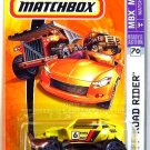Matchbox - Off-Road Rider: MBX Metal #70 (2006) *Yellow Edition / New Model*