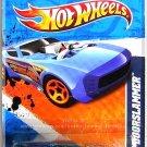 Hot Wheels - Nitro Doorslammer: HW Drag Racers '11 #3/10 - #132/244 *Blue*
