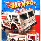 Hot Wheels - Fire-Eater: Thrill Racers - Raceway '11 #6/6 - #220/244 *White*