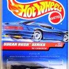 Hot Wheels - '95 Camaro: Sugar Rush Series #3/4 - Collector #743 (1998) *Blue*