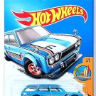 Hot Wheels - '71 Datsun Bluebird 510 Wagon: Surf's Up #3/5 - #277/365 (2017)