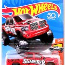 Hot Wheels - Ram 1500: HW Hot Trucks #5/10 - #10/365 (2018) *Red Edition*
