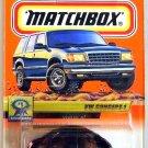 Matchbox - VW Concept 1: #1 Show Cars Series 9 #42/100 (2000) *Black Edition*