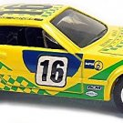 Hot Wheels - Volkswagen SP2: Car Culture - Air Cooled #4 (2017) *Yellow / Loose*
