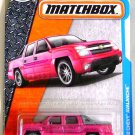 Matchbox - '02 Chevy Avalanche: MBX Adventure City #24/125 (2017) *Pink Edition*
