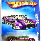 Hot Wheels - What-4-2: Hot Wheels Stars '08 #099/172 *Purple Edition*
