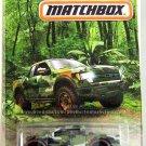 Matchbox - Ford F-150 SVT Raptor: MBX Camouflage Series #DVL47 (2017)