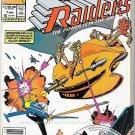Air Raiders #1 (1987) *Copper Age / Star Comics / Marvel Comics*