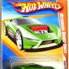 Hot Wheels - Mitsubishi Double Shotz: Track Stars '10 #05/12 - #061/240 *Green*