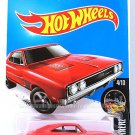 Hot Wheels - '69 Dodge Charger 500: Night Burnerz #4/10 - #84/250 (2016) *Red*
