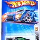 Hot Wheels - Zotic: Autonomicals #2/5 - Collector #159 (2004) *Black Edition*