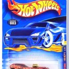 Hot Wheels - Twin Mill II: '01 Extreme Sports Series #3/4 - Collector #083 *Red*