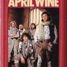 VHS - April Wine: Video45 Release (1984) *Myles Goodwyn / Jerry Mercer*