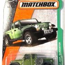Matchbox - '17 Jeep Gladiator: MBX Explorers #92/125 (2017) *Green Edition*