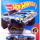 Hot Wheels - Olds 442 W-30: HW Daredevils #1/10 - #161/250 (2016) *Blue Edition*