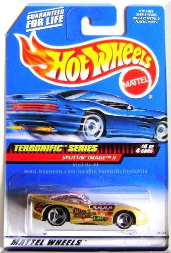 Hot Wheels - Splittin' Image II: Terrorific Series #4/4 - Collector #980 (1999)