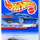 Hot Wheels - Deuce Roadster: 2000 First Editions #6/36 - Collector #066 *ZAMAC*