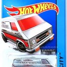 Hot Wheels - Super Van: HW City '15 #55/250 - ZAMAC #12 *Walmart Exclusive*