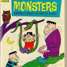 The Little Monsters #24 (1974) *Bronze Age / Gold Key Comics / Awful Annie*