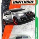 Matchbox - Volkswagen GTI: MBX Explorers #118/125 (2017) *Gray Edition*