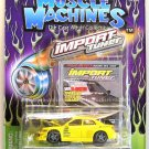 Muscle Machines - '01 Subaru WRX: Import Tuner #T02-22 (2002) *Yellow Edition*