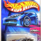 Hot Wheels - Hardnoze Grandy Lusion: '04 First Editions #17/100 *Blue Edition*