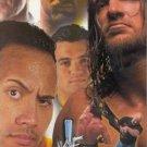 WWF-WWE ORIGINAL WRESTLING VHS BACKLASH 2000