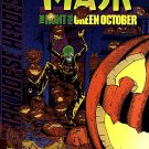 DARK HORSE COMICS THE MASK - THE HUNT FOR GREEN OCTOBER #3