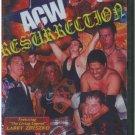 ALL-STAR CHAMPIONSHIP WRESTLING ORIGINAL PRO WRESTLING DVD RESURRECTION 2007