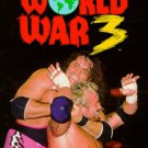WCW/NWO ORIGINAL WRESTLING VHS WORLD WAR 3 1998