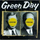 GREEN DAY NIMROD ORIGINAL PUNK MUSIC CD