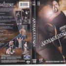 ORIGINAL WWF-WWE WRESTLING DVD ARMAGEDDON 2004