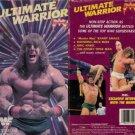ORIGINAL WWF/WWE WRESTLING VHS ULTIMATE WARRIOR (1989)