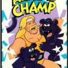 ORIGINAL WWF-WWE VHS HULK HOGAN ROCK N'WRESTLING ALL TIME CHAMP