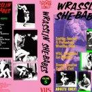 SOMETHING WEIRD VIDEO - WRASSLIN' SHE BABES ORIGINAL WRESTLING VHS