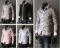 Mens Long Sleeved casual slim fit shirt (5 colours)