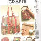 2004 McCalls 4728 Pattern Knitting and Sewing Organziers  Uncut
