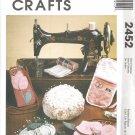 1999 McCalls 2452 Pattern Sewing Accessories  Uncut