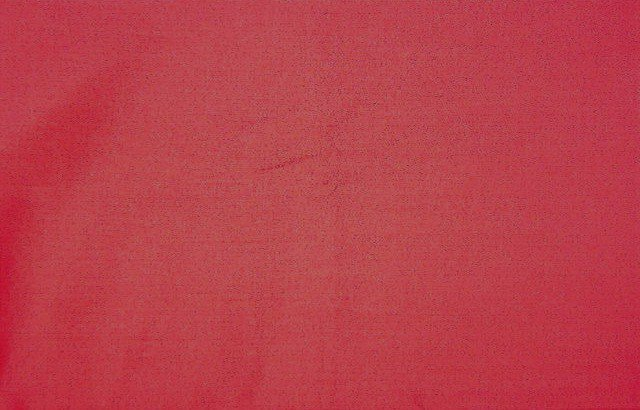 "Red  Cotton Fabric 1 3/4 yds x 44"" wide"
