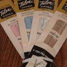 "22"" Pink Talon Neckline Metal Zipper"