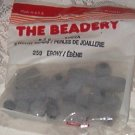 Beadeery Ebony (Gray) Jewelry Beads