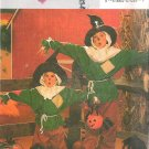 Butterick 3994 (2003) Pattern Childrens Girls Boys Oz Scarecrow Costume Size S-XL 4-14  Uncut