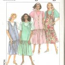 Simplicity 9571 (1990) Maternity Jumpers Pullover Top Pattern Size 14-16-18-20 Partial Cut to 18
