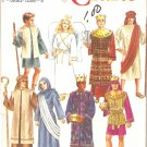 Simplicity 8152 (1992) Wise Men Angel Mary Joseph Shepherd Boy Pattern  All Sizes Uncut